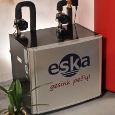 Geoterminis šilumos siurblys 4.3 kW