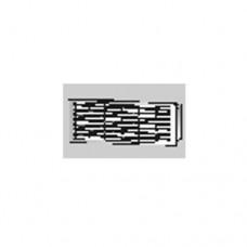 Reguliuojamos ventiliacijos grotelės durims