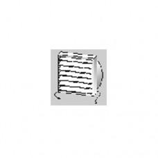 Stačiakampės reguliuojamos ventiliacijos grotelės