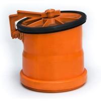Kanalizacijos galinis vožtuvas
