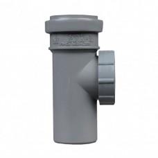 Vidaus kanalizacijos revizija (pravala) pilka