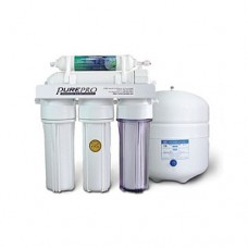 6 penkių pakopų membraninė atbulinio osmoso filtravimo sistema
